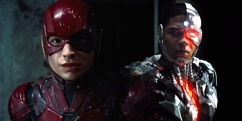 Peran Cyborg Oleh Ray Fisher Dalam Film The Flash Akan Dihapus Oleh Warner Bros.